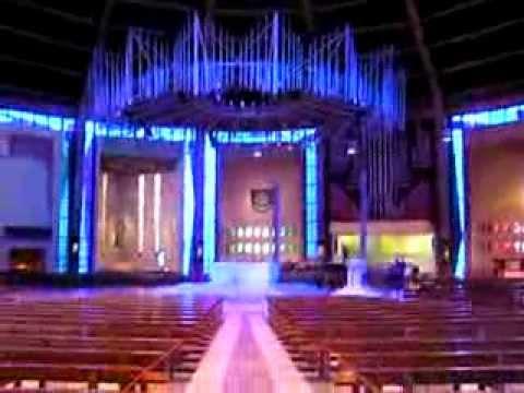 Catholic Cathedral, Liverpool, England