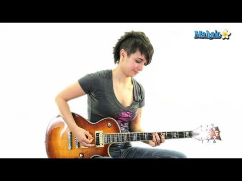"How to Play ""Heavy Metal Lover"" by Lady Gaga on Guitar"