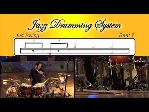 5/4 Swing Exercises | Drum Lessons