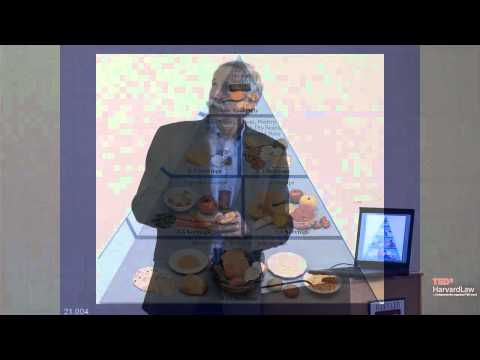 TEDxHarvardLaw - WalterWillett - How Do Modern Dietary Patterns Lead to Disease What Should We Eat?