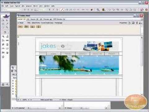 Adobe Golive Tutorial Add a SMART Favicon to your site!