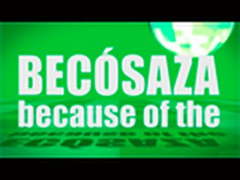 Pronunciation - #03 - Because of the (BECÓSAZA)