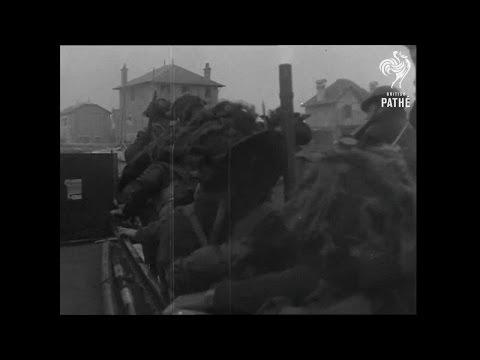 D-Day Beach Landing (1944)