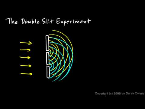 Physical Science 7.3e - The Double Slit Experiment
