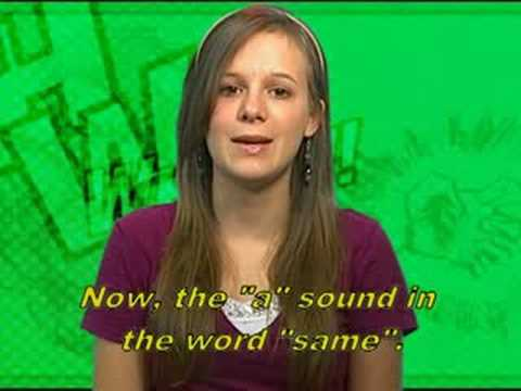 Learn English Pronunciation lesson 8