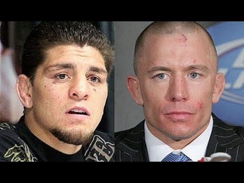 George St. Pierre vs Nick Diaz Preview-Analysis, Predictions And Thoughts