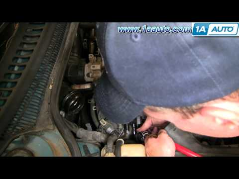 How To Replace Engine Ignition Coil Dodge Intrepid 1993-97 1AAuto.com