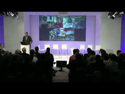 Gap in Understanding - Hans Rosling at European Zeitgeist 2011