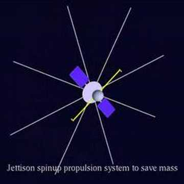 Space 'spider webs' could propel future probes