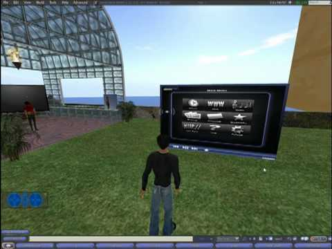 Second Life: Live Chat Week 3 (Part 4)