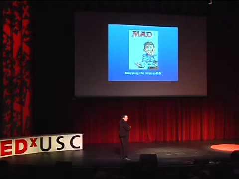 TEDxUSC - Al Seckel: [Y]Our Mind's Eye