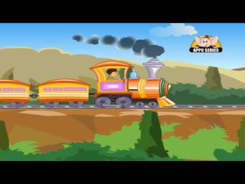 Nursery Rhyme - Down the Station