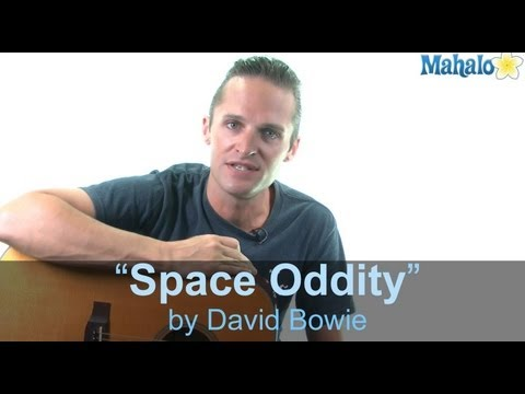 "How to Play ""Space Oddity"" by David Bowie on Guitar"