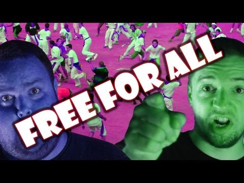 More Great Subscriber Films! Free-For-All, Part 2! : Movie Quest 013