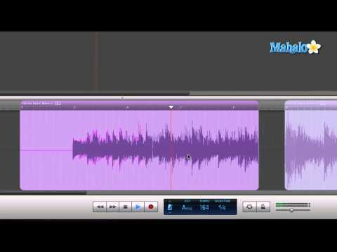 Learn GarageBand in 30 Days: Plus Tool Split Editing