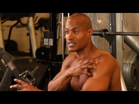 How to Do an Incline Bench Press | Home Chest Workout for Men