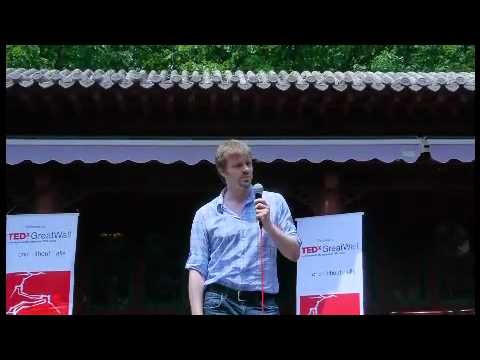 Why leadership is finally being taught in schools: Alastair MacRae at TEDxGreatWall