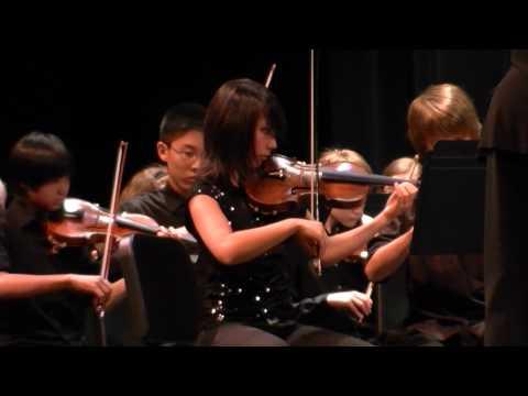 Redmond Junior High School End of Year Concert--Adrianna Svitak