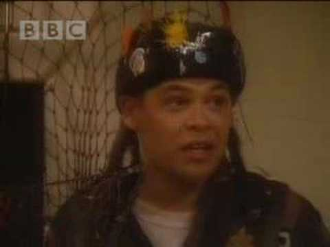 Fishing holiday, without Rimmer - Red Dwarf - BBC comedy