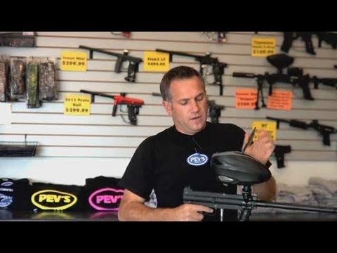 Paintball Tips: Gravity-Fed Paintball Hoppers vs. Electronic Force-Fed Hoppers