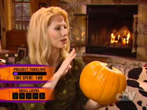 Lentils, Pumpkins and Candles-DIY