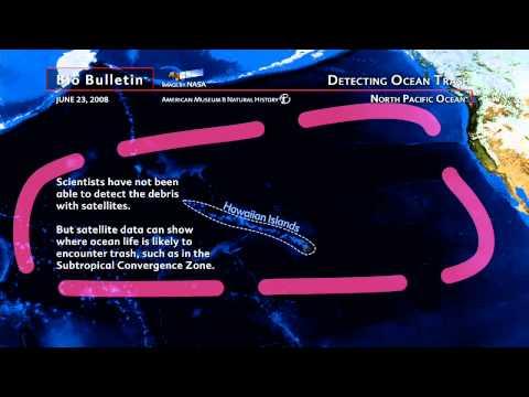 Science Bulletins: Detecting Ocean Trash