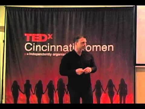 TEDxCincinnatiWomen - James Pond - The Empowerment of Dreams