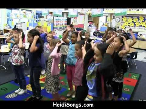Count by 2's song - Musical Math