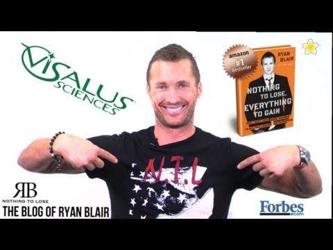 Ryan Blair Talks About One Message Others Could Take From His Story
