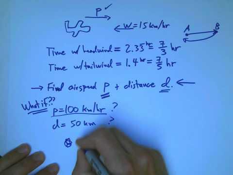 headwind problem 2