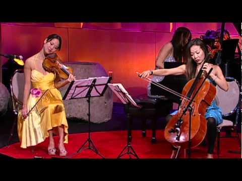 The Ahn Trio: A modern take on piano, violin, cello