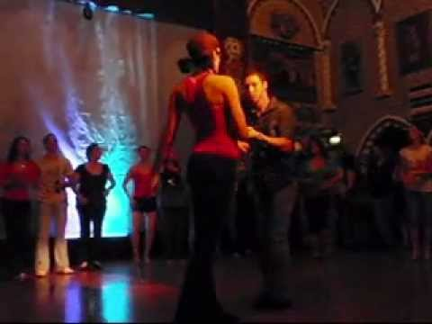 Salsa Birthday Dance David Stein Majesty in Motion