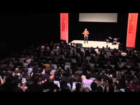 TEDxBerlin 11/15/10 - Peter J Lovatt - On Dance, Thinking and Hormones