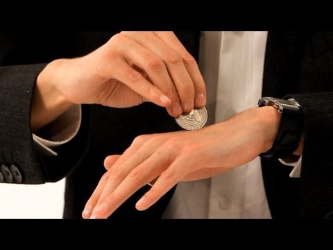 Magic Coin Tricks Revealed: Coin through the Hand