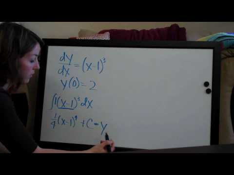 Initial Value Problem Example 5