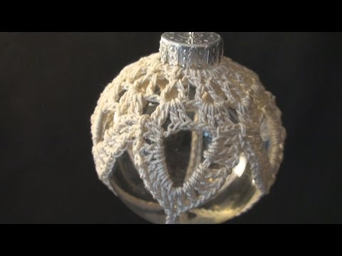 Crochet Ornament Eufaula - Left Hand Version