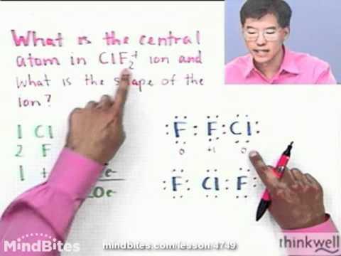 Chemistry: Molecule Characteristics & VSEPR Theory