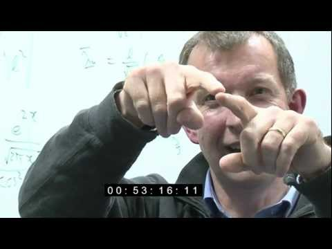 Higgs Boson (extended interview footage)