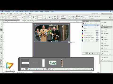 InDesign CS6: New Features Workshop Trailer