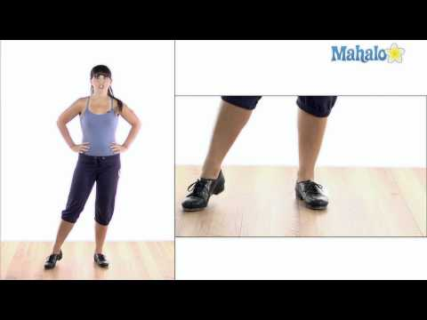 How to Tap Dance: Paddle Turns