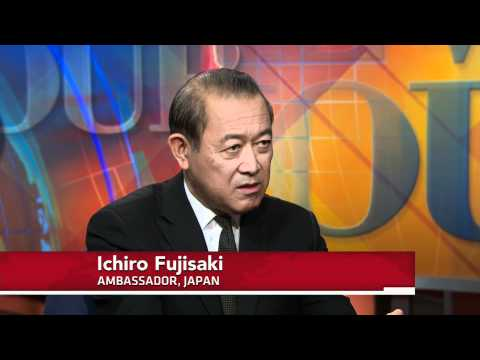 Japanese Ambassador to U.S. on Quake Recovery, Nuclear Crisis