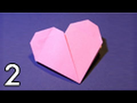 "Origami ""Can Love be Squashed?"" by Sy Chen (Folding Instructions) ~Part Two~"