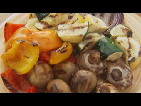 How to Cook Fruit and Vegetables on the Grill
