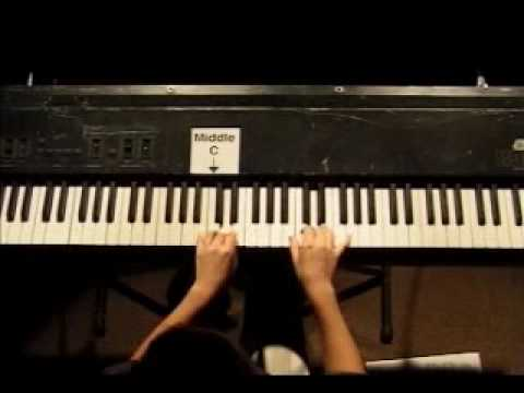 Piano Lesson - Hanon Finger Exercise #28