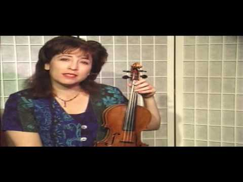 Violin Lesson - Theory - How to play notes on the A string