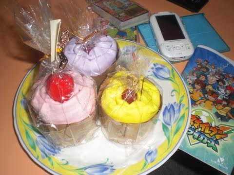 "How To Make Short Pants ""Cupcake""... For Gift Surprise .."