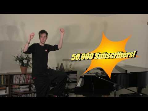 Thank you 50,000 subscribers!!!!