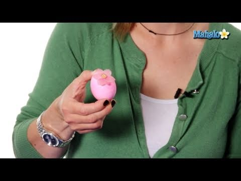 Easter Crafts - Easy-Dye Easter Egg