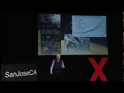 TEDxSanJoseCA 2012 -- Seth Shostak - What If ET Is Out There?