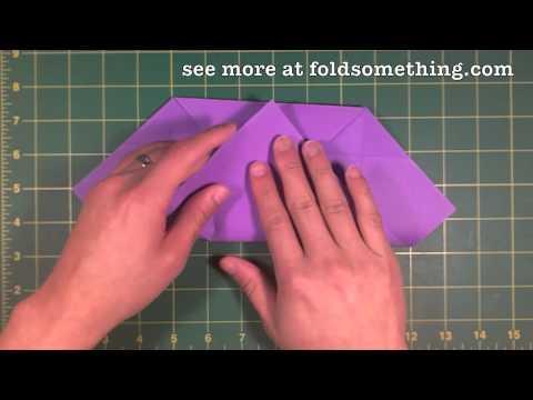 Origami Gift Box by Robin Glynn